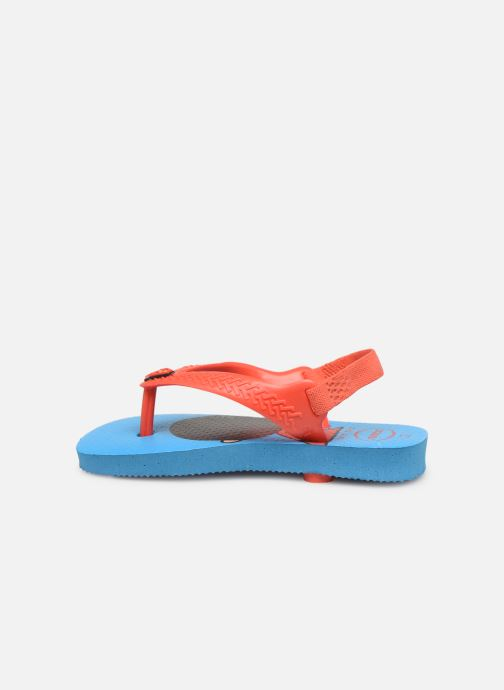Slippers Havaianas Baby Herois Blauw voorkant