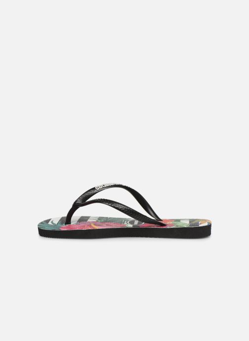 Tongs Havaianas Slim Tropical Floral E Multicolore vue face