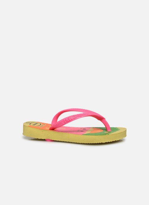 Infradito Havaianas Kids Slim Fun Multicolore immagine posteriore