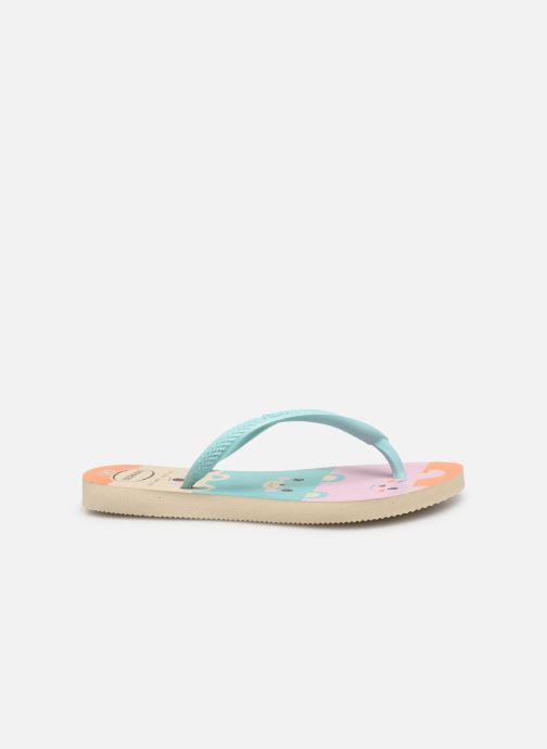 Tongs Havaianas Kids Slim Fun Multicolore vue derrière