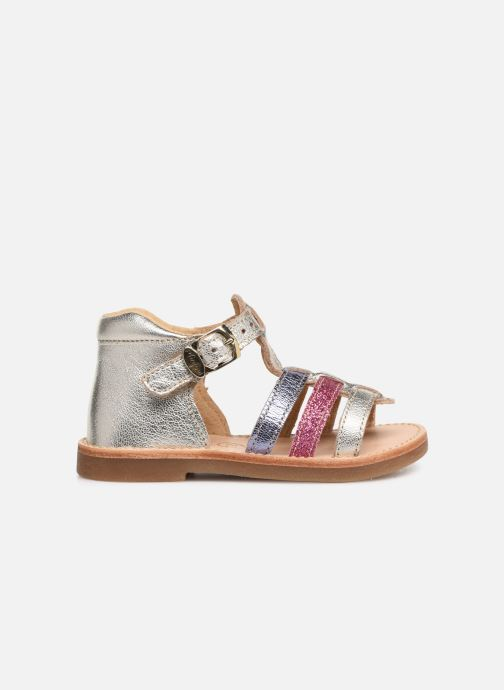 Sandales et nu-pieds Minibel Seglaet Multicolore vue derrière