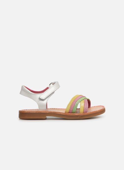 Sandales et nu-pieds Minibel Sofie Multicolore vue derrière