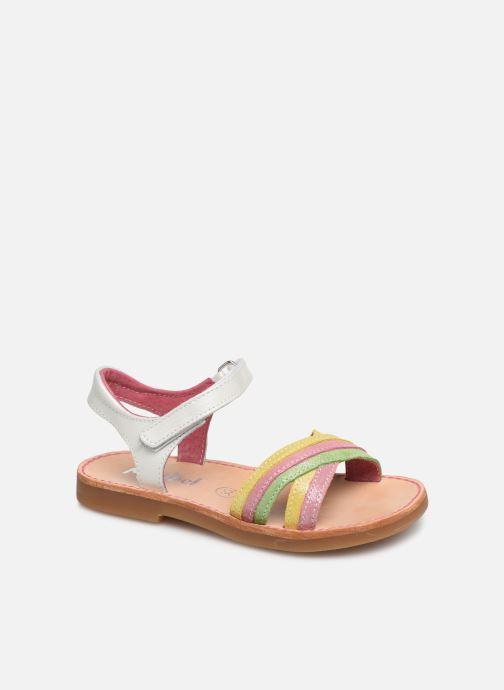 Sandales et nu-pieds Minibel Sofie Multicolore vue détail/paire