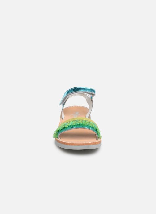 Sandals Minibel Soriany Blue model view