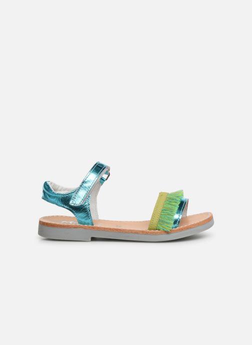 Sandals Minibel Soriany Blue back view