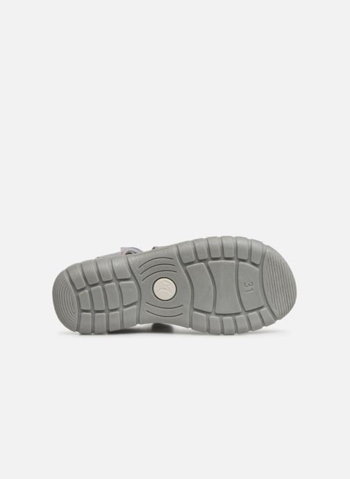 Sandals Minibel Story Grey view from above