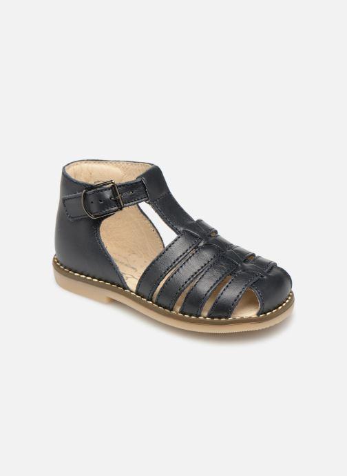 Sandales et nu-pieds Little Mary Joyeux Bleu vue détail/paire