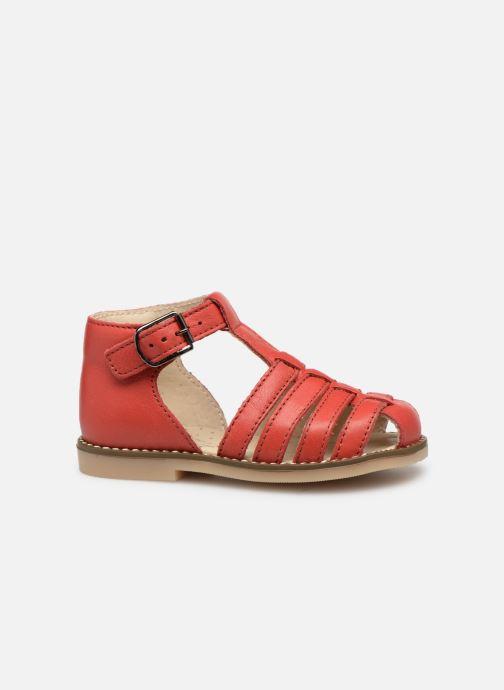 Sandales et nu-pieds Little Mary Joyeux Rouge vue derrière