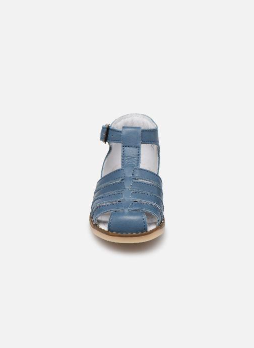 Sandalen Little Mary Joyeux blau schuhe getragen