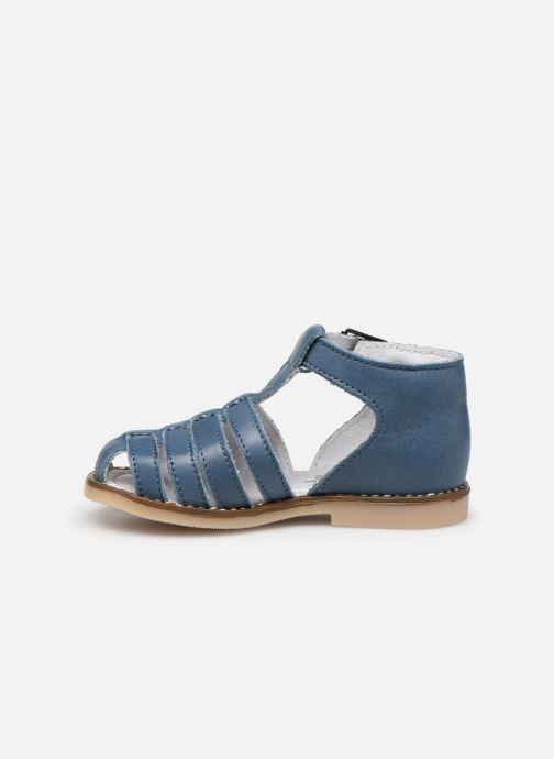 Sandales et nu-pieds Little Mary Joyeux Bleu vue face
