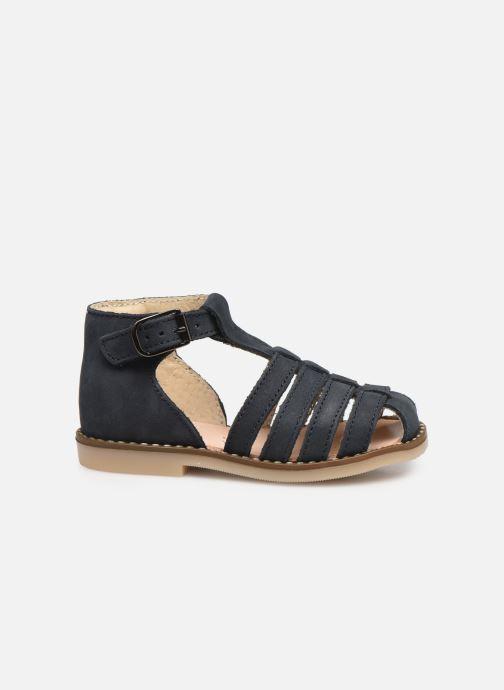 Sandales et nu-pieds Little Mary Joyeux Bleu vue derrière
