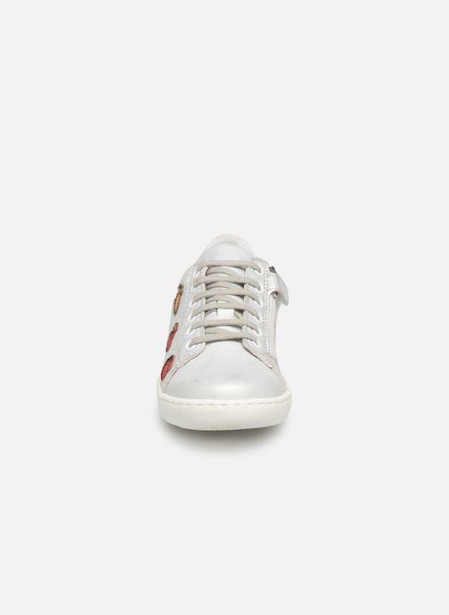 Sneakers Little Mary Groseille Sølv se skoene på