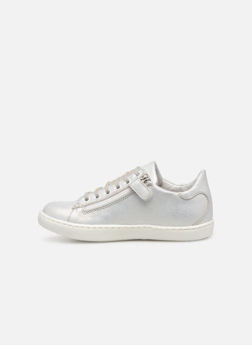 Sneakers Little Mary Groseille Sølv se forfra