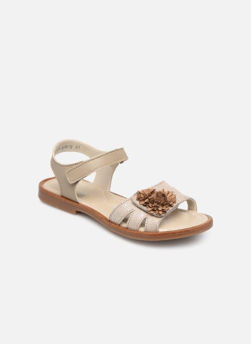 Sandales et nu-pieds Little Mary Girl Gris vue détail/paire