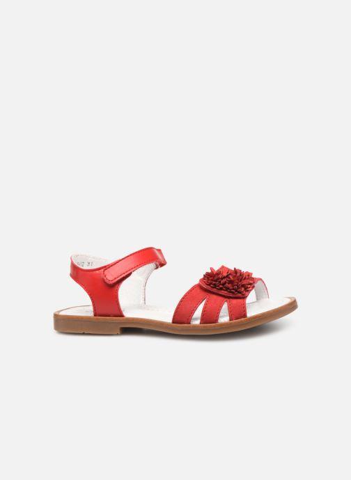 Sandales et nu-pieds Little Mary Girl Rouge vue derrière