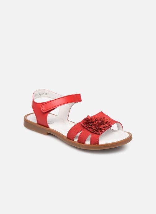 Sandales et nu-pieds Little Mary Girl Rouge vue détail/paire