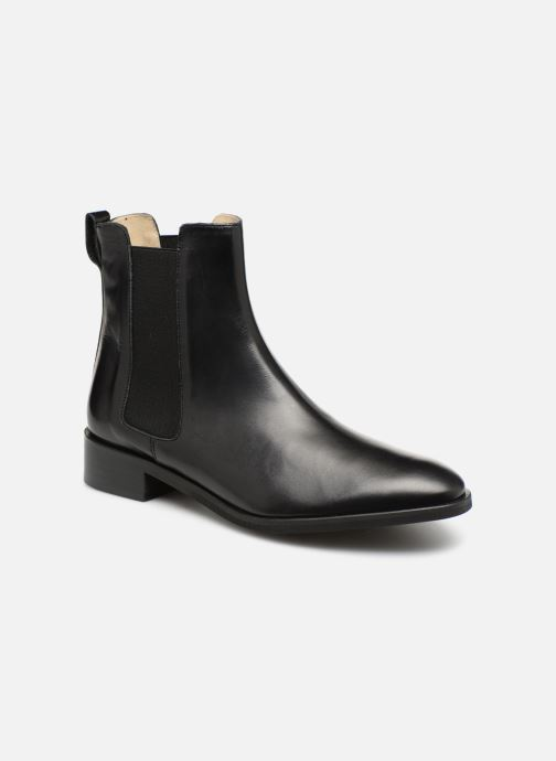 prix beaucoup de styles chaussures de sport Jonak Domicio (Black) - Ankle boots chez Sarenza (349261)
