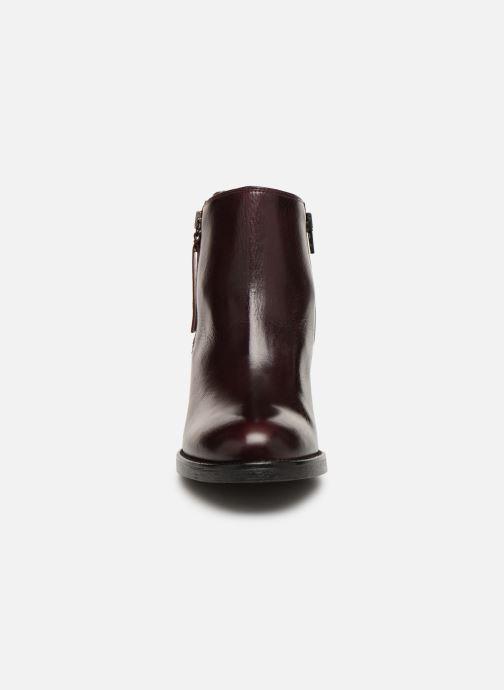 Ankle boots Jonak Milena Burgundy model view