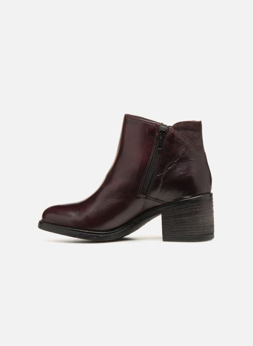 Ankle boots Jonak Milena Burgundy front view