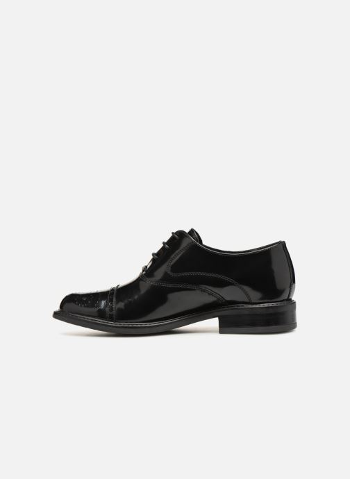 Lace-up shoes Jonak Tolla Black front view