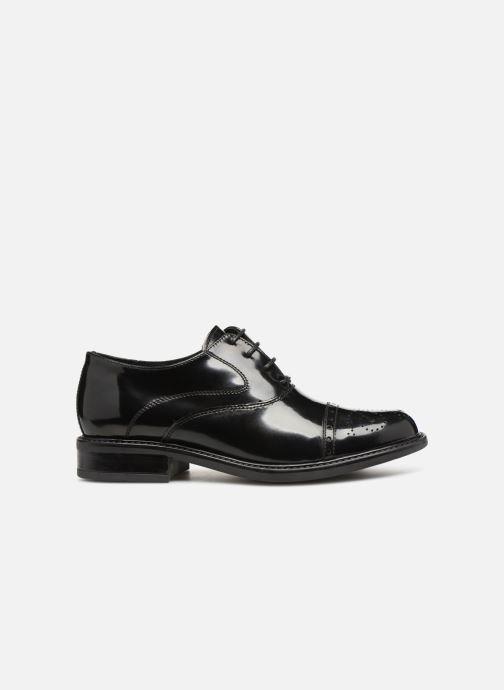 Zapatos con cordones Jonak Tolla Negro vistra trasera