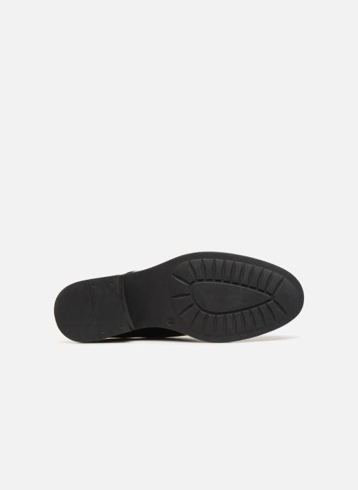 Zapatos con cordones Jonak Tolla Negro vista de arriba