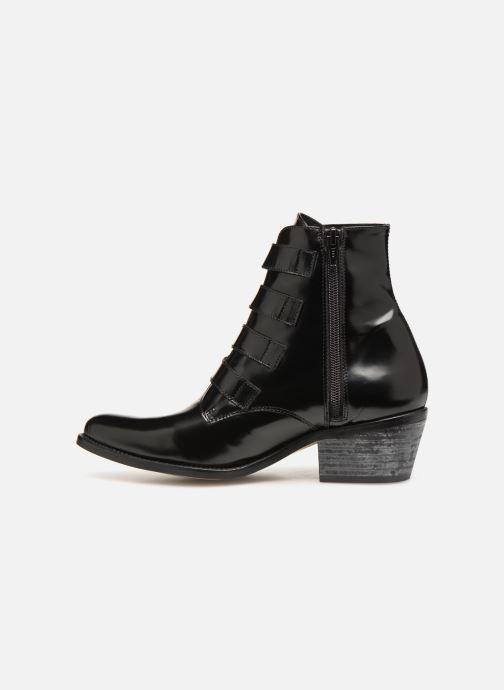 Bottines et boots Jonak Tuca Noir vue face