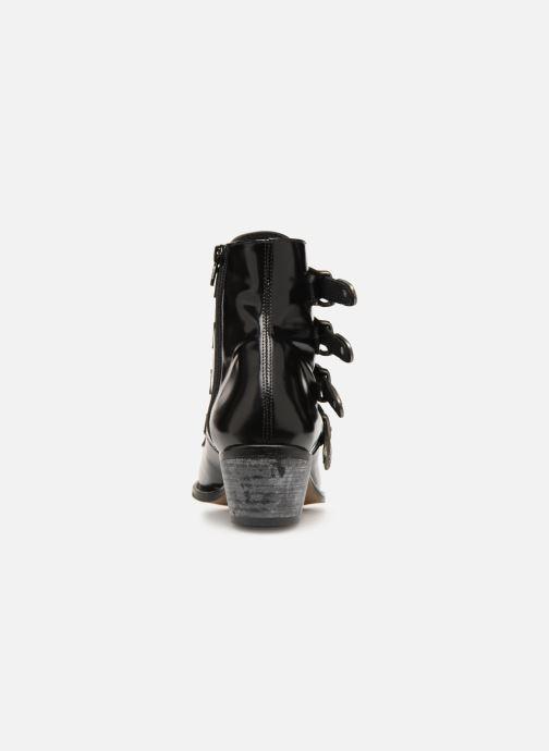 Bottines et boots Jonak Tuca Noir vue droite