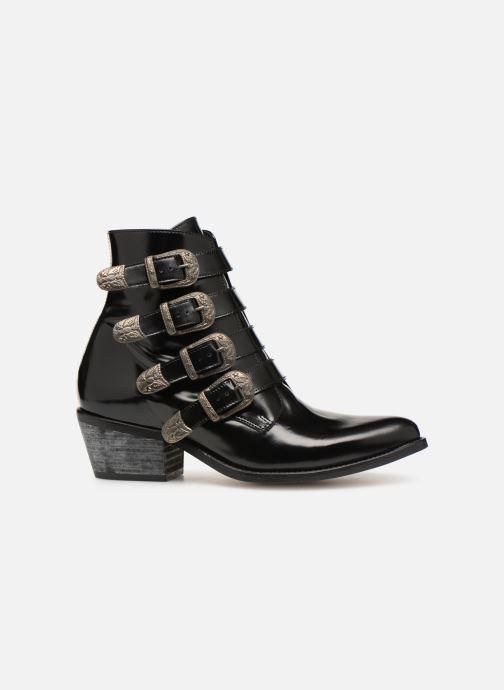 Bottines et boots Jonak Tuca Noir vue derrière