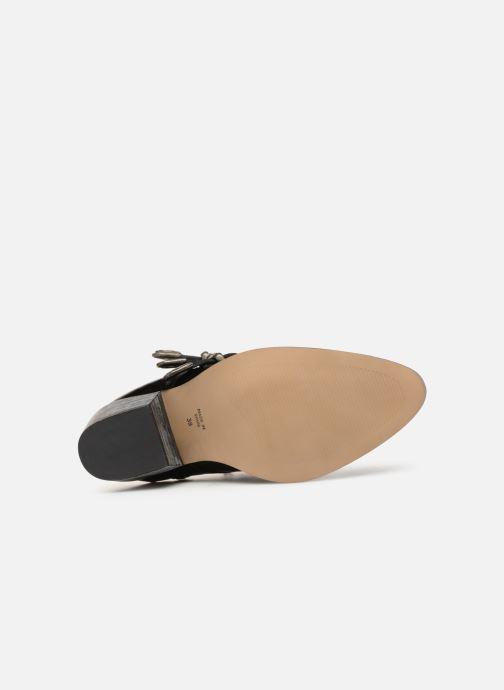 Bottines et boots Jonak Tuca Noir vue haut