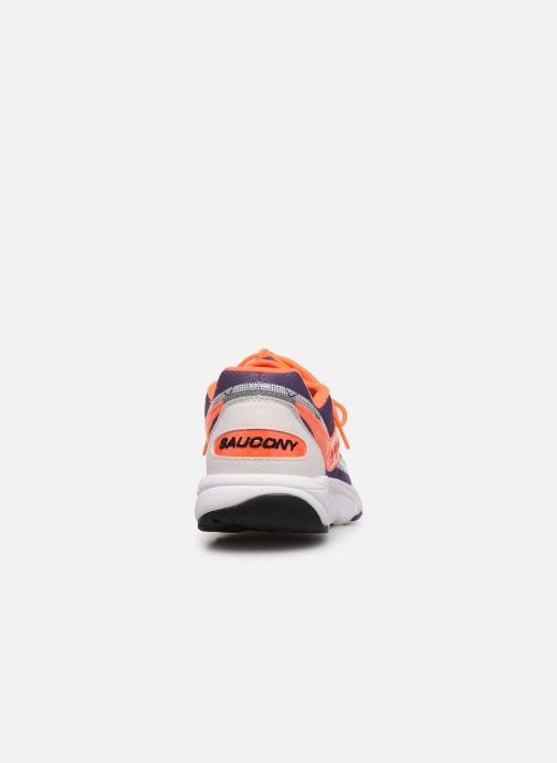 Sneakers Saucony Aya Multicolor rechts