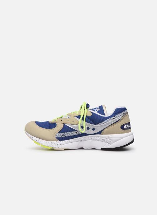 Sneakers Saucony Aya Grigio immagine frontale