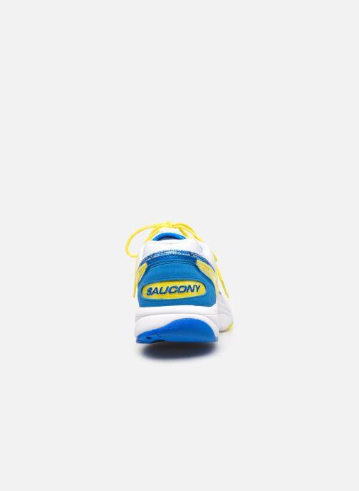 Sneakers Saucony Aya Bianco immagine destra