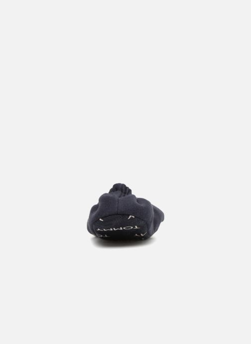 Pantoffels Tommy Hilfiger COZY TRAVEL PACK SLIPPER Blauw rechts
