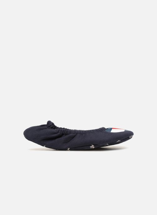 Pantoffels Tommy Hilfiger COZY TRAVEL PACK SLIPPER Blauw achterkant