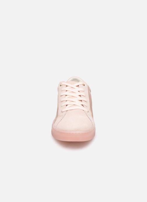 Sneakers Tommy Hilfiger SPARKLE SATIN ESSENTIAL SNEAKER Hvid se skoene på