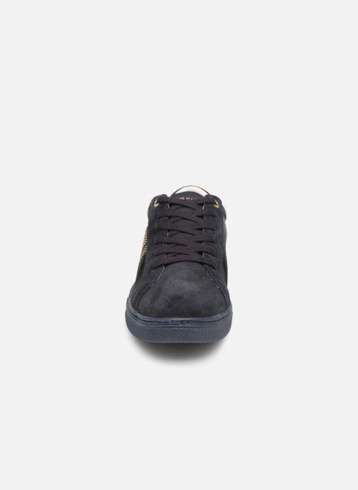 Sneakers Tommy Hilfiger SPARKLE SATIN ESSENTIAL SNEAKER Blå se skoene på