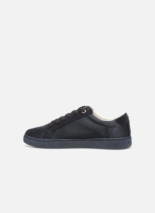 Sneakers Tommy Hilfiger SPARKLE SATIN ESSENTIAL SNEAKER Blå se forfra