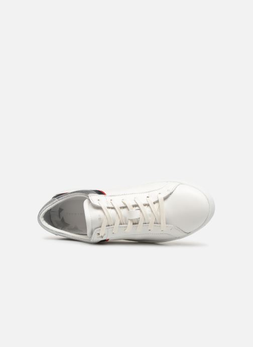 Baskets Tommy Hilfiger TOMMY ICONIC SNEAKER Blanc vue gauche
