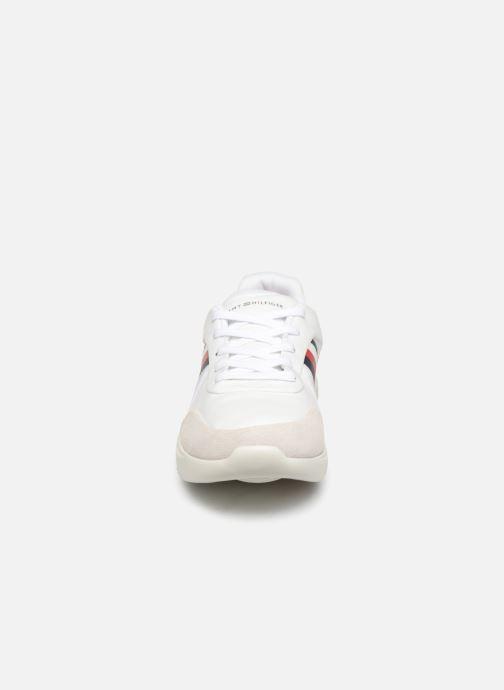 Sneakers Tommy Hilfiger LIGHWEIGHT CORPORATE RUNNER Wit model