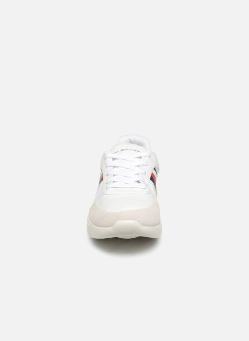Sneakers Tommy Hilfiger LIGHWEIGHT CORPORATE RUNNER Wit model