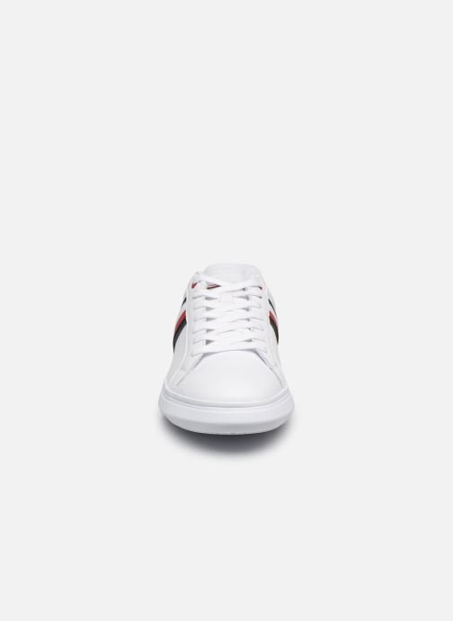 Trainers Tommy Hilfiger ESSENTIAL LEATHER CUPSOLE White model view