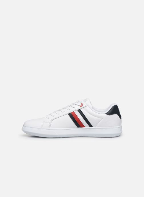 Trainers Tommy Hilfiger ESSENTIAL LEATHER CUPSOLE White front view