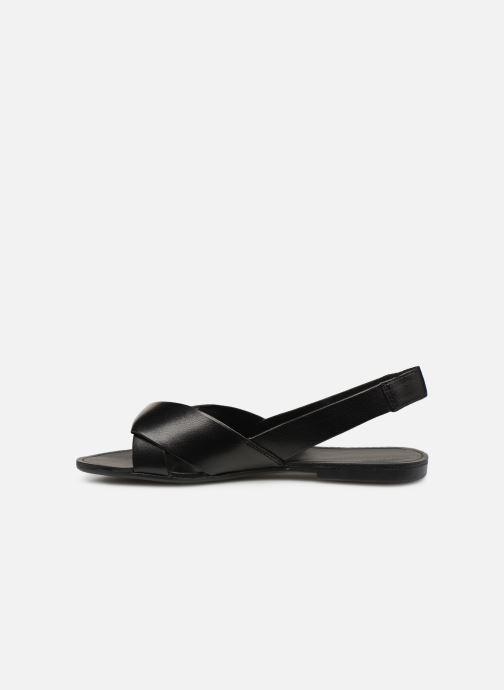 Sandales et nu-pieds Vagabond Shoemakers Tia 4331-201 Noir vue face