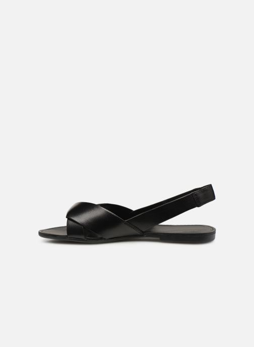 Sandals Vagabond Shoemakers Tia 4331-201 Black front view