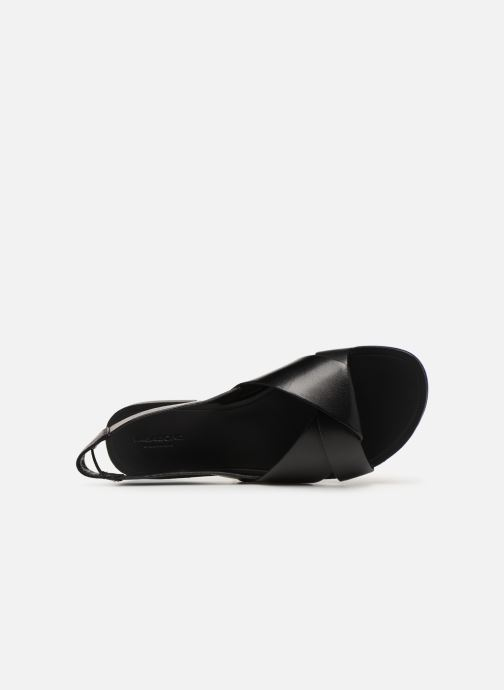 Sandals Vagabond Shoemakers Tia 4331-201 Black view from the left