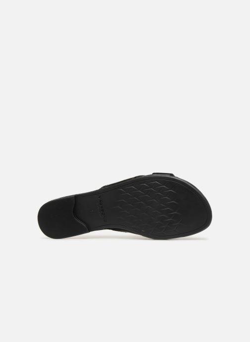 Sandalen Vagabond Shoemakers Tia 4331-201 schwarz ansicht von oben