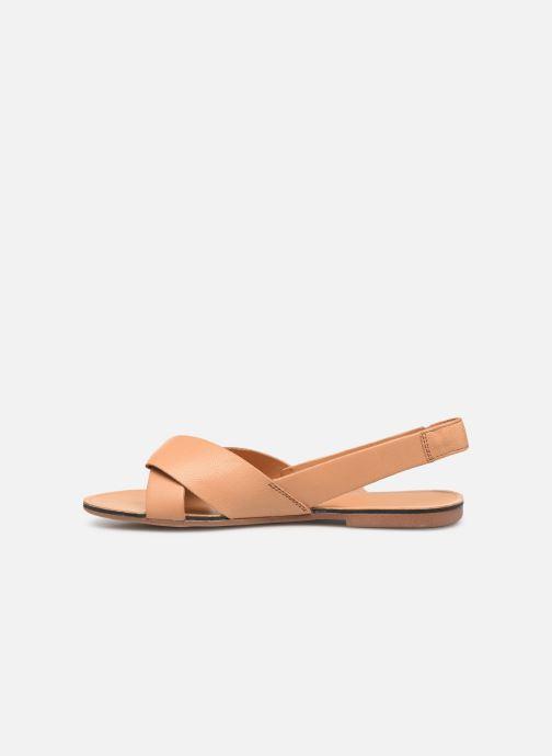 Sandals Vagabond Shoemakers Tia 4331-201 Beige front view