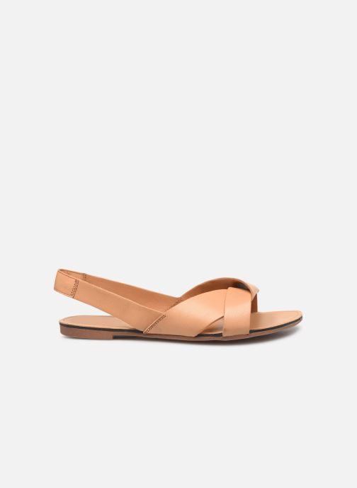Sandals Vagabond Shoemakers Tia 4331-201 Beige back view