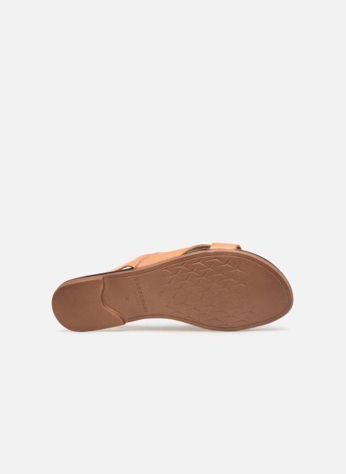 Sandales et nu-pieds Vagabond Shoemakers Tia 4331-201 Beige vue haut